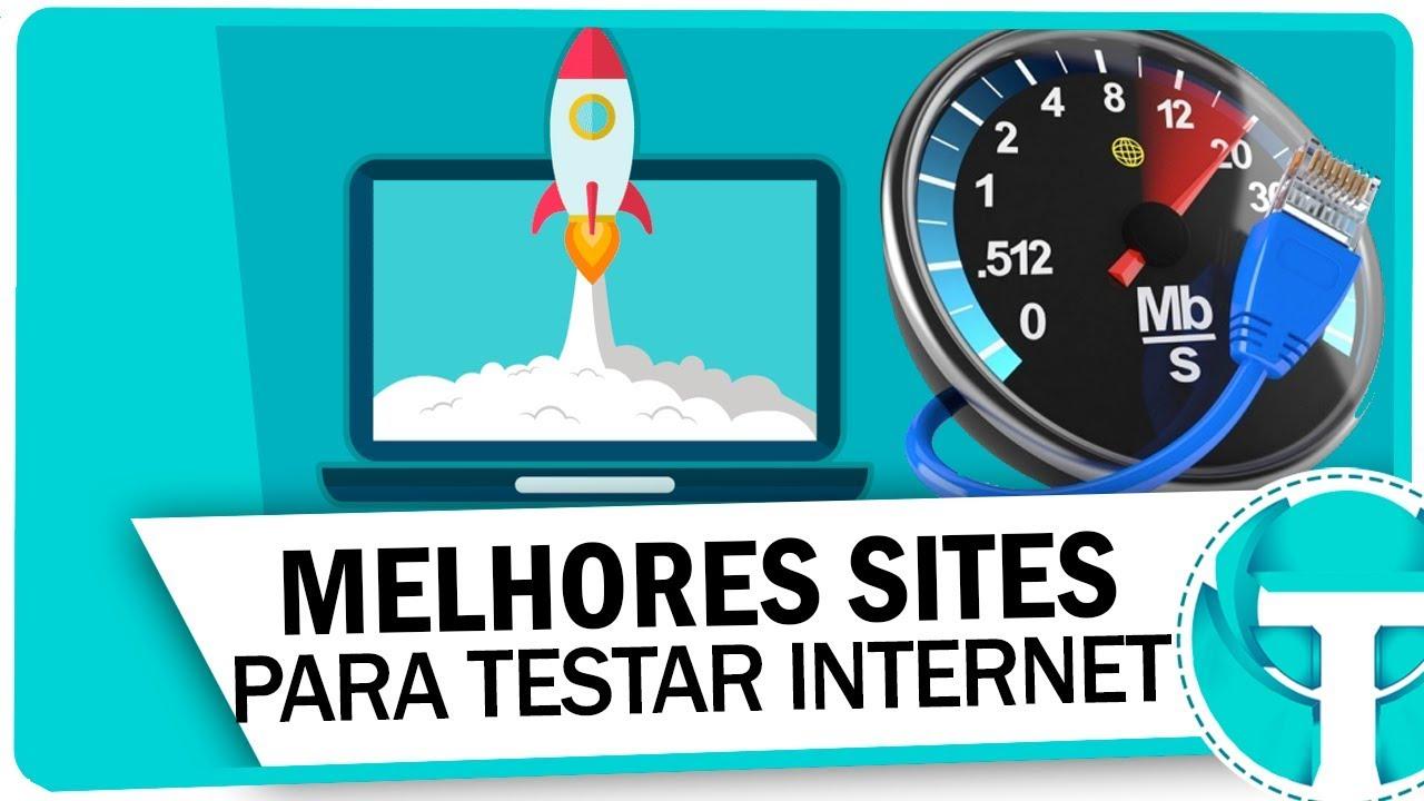 3 sites para testar a velocidade da sua internet